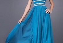 Promm/formal dresses / by Alicia Wilson