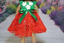 My work for dolls Diana Effner