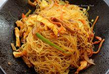 Noodles Singapore etc
