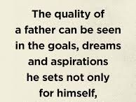 Proud Dad Goals / At ProudToBeADad.com we goal setting as an important part of improving as a father and husband. Proper set personal and family goals will positively influence the relationships,finance and bonds within your family.