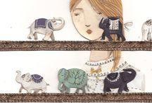 elefante / by Christine Reilly