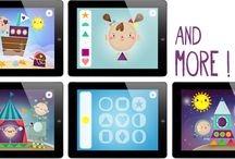 Mr. Fox & friends / Educational apps and creative toys for toddlers and preschoolers.