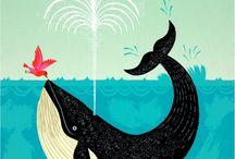 Walvissen en orka's