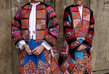 Costumes of the World / Ethnic- folkclore costume