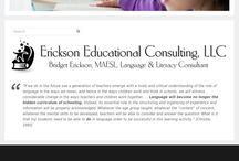 About Erickson Educational Consulting