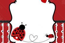 ladybugs, ladybirds