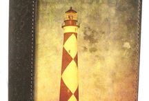 Leather Lighthouse Journal