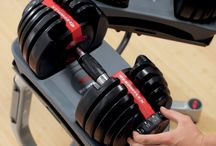 Workout Equipments / Best in the class workout equipments to tone your body from FAT to Fit (Read more reviews about adjustable dumbbells, adjustable benches, Treadmills)