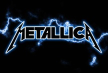 **Metallica** / This girl loves Metallica !!   Especially,  Lars !!!! / by Bridget Howgate