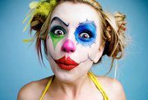 schminken Clown