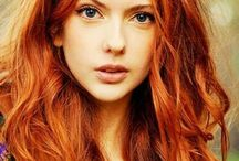 Beautiful redheads