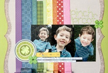 Scrapbook Pages - 1 Pagers / by Tamytha Jenkins