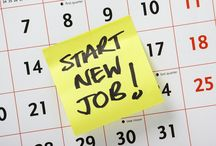 Job Hunting Advice / Posts on finding new jobs, interviews tips and support with your new role