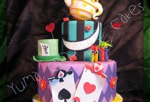 Mad Hatter Tea Party / by Guru Donna Kay