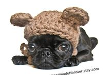 Crochet and knit for pets