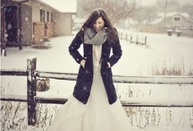 White Wedding (as in Cold!)
