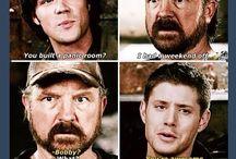 Supernatural / So get this......