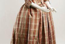 18th century robe a la francaise