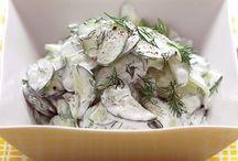 Fresh salads / This looks so good