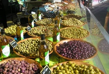 Market / Fruit, Vegetables, Flowers