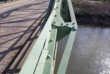 Draschwitz Bridge near Zeitz, Germany