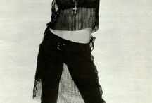 80-е -> История моды/ 80s fashion