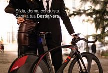 Bestianera - a new way of cycling / #cycling mood in a complete new way. Discover the lightest and coolest hybrid bike ever.