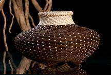 Basket weaving / by Lorraine Riehl