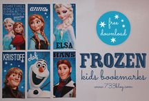 frozen cool stuff!