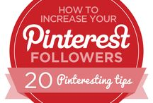 Pinterest Power Tips / Get to know Pinterest and how to use it effectively for you and your business!