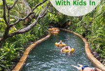 Reiseziele mit Kids
