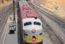 Model Trains / Model Trains