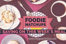 Foodie Matchups
