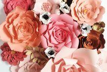 paper flowers decorations
