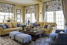 Living room ideas / by Cathy Thomas