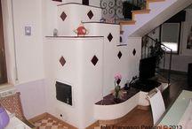 Stufe in muratura - grundofen - masonry stoves