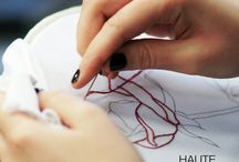 HFFA Haute Couture Embroidery / Haute Couture Embroidery lessons
