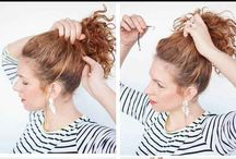Peinado updo