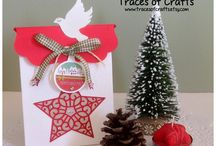 My Christmas Designs / It's all about Christmas : Gift Box, Gift Card Holder & Tag Card
