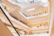 Arcitecture- shopping centre / Shopping centre