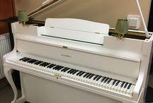 Piano work