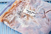 Freezer Meals / by Kelli Bottorff