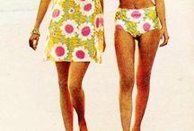 Inspiração Moda Praia anos 60