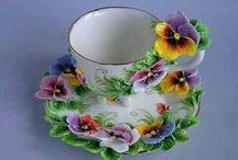 Exquisite China Wares