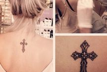 Cross Tattoo IDEAS