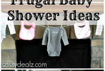 Baby - Baby Shower - Girl / Baby shower ideas girl / by Casey Norris
