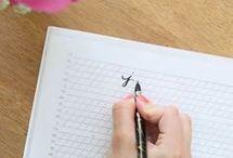 ~Calligraphy~