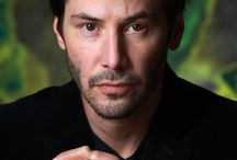 "It's KEANU REEVES / His humble profile makes me ""AWWW'"
