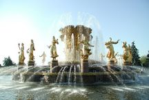 Fountains in the World / Architectura - Art - Craft - Technology: together with the fountains ❈ Thank you for following me!! ❈