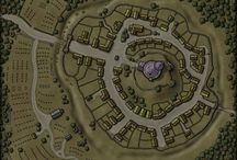 RPG Maps/Plans / Maps and/or Plans